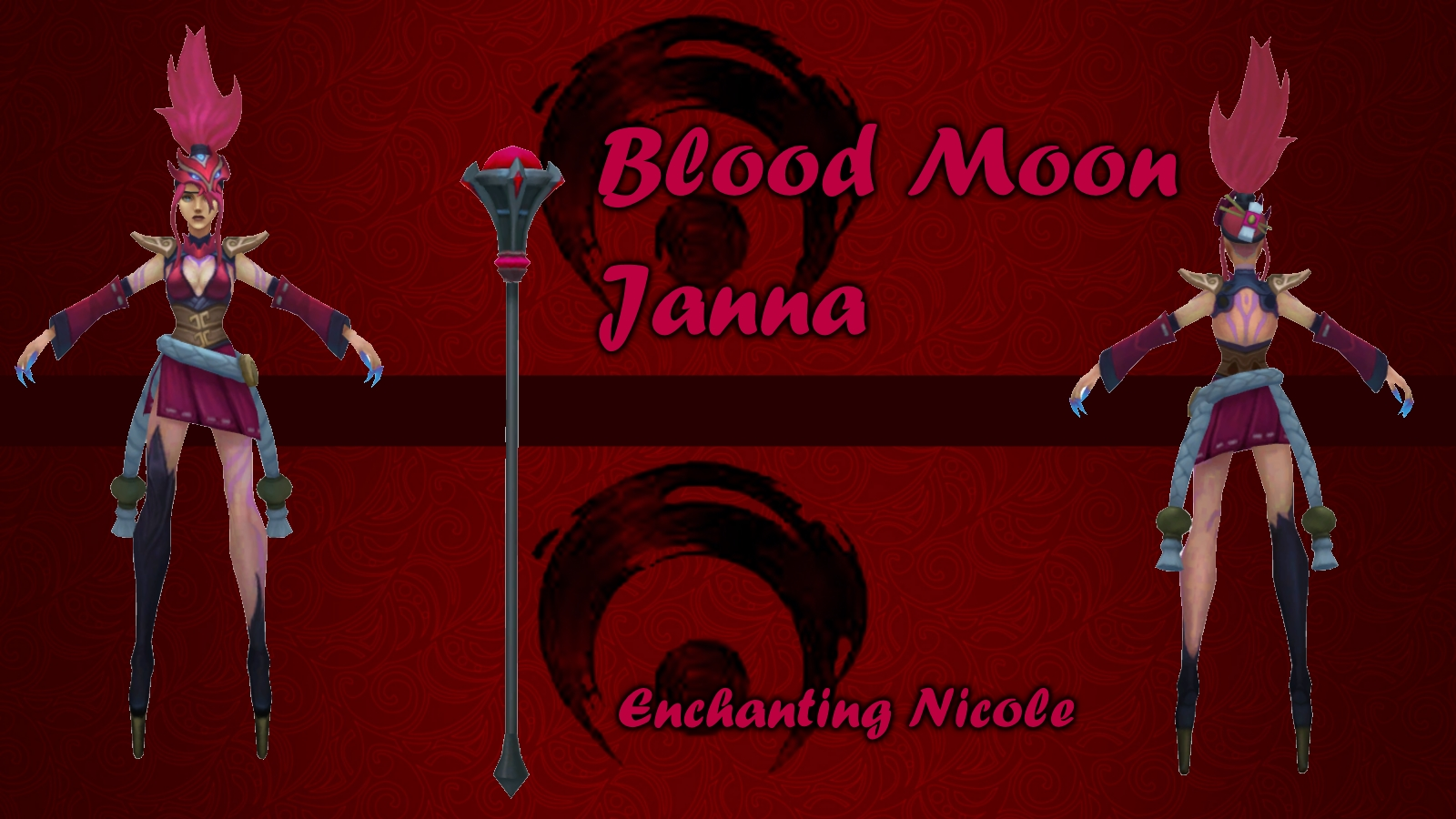 Blood Moon Janna