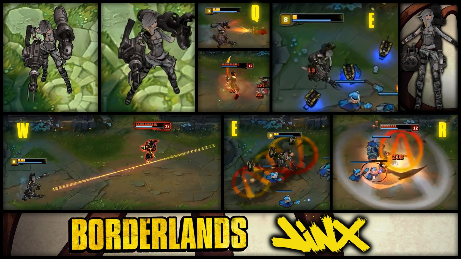 Borderlands Jinx