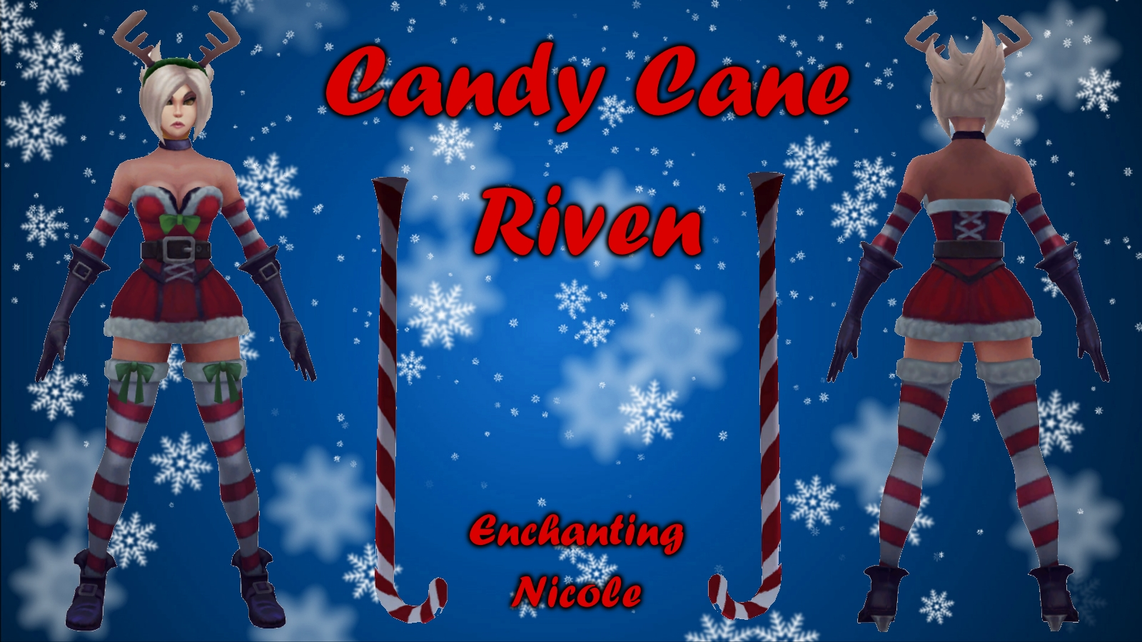 Candy Cane Riven