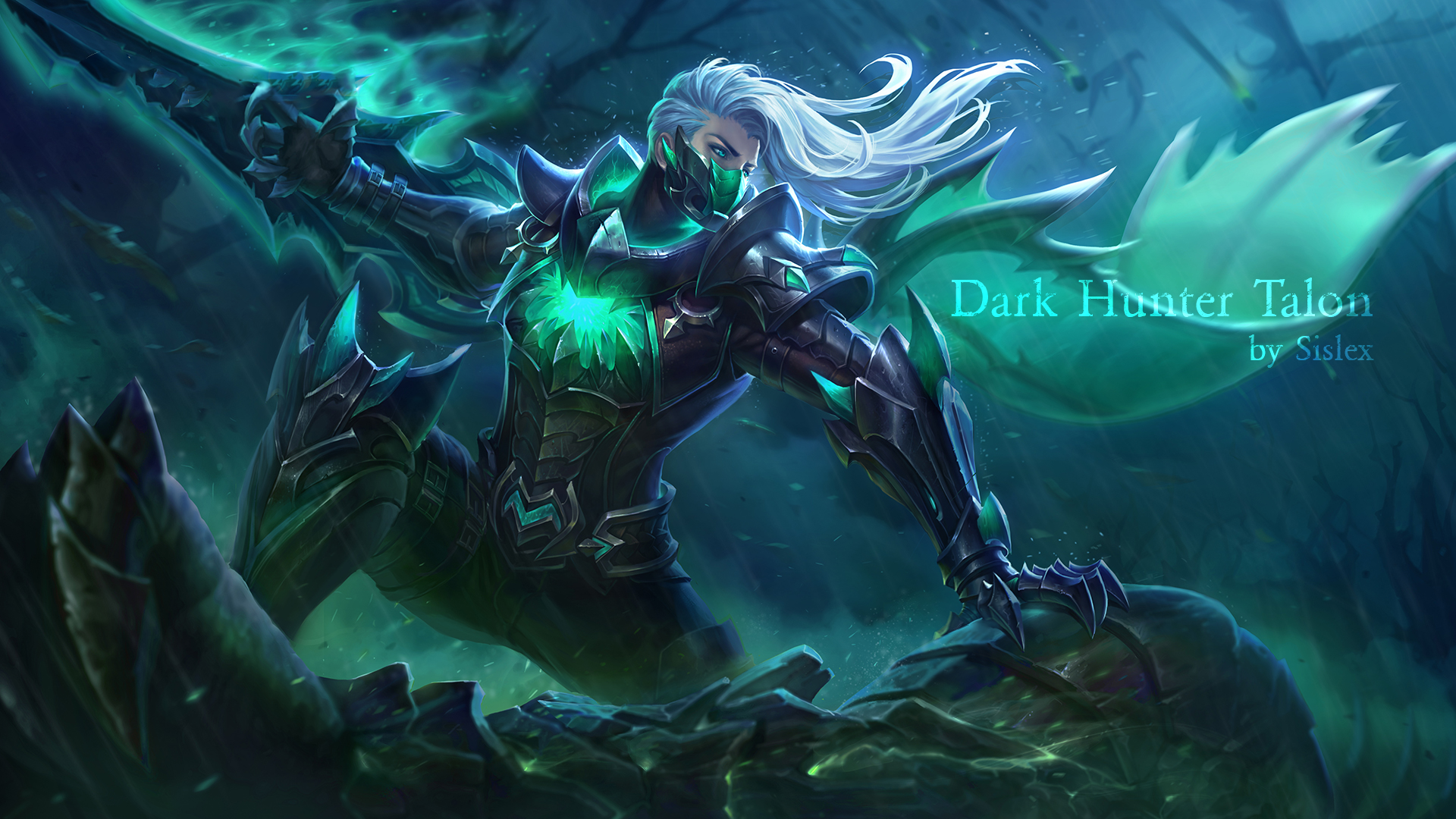Dark Hunter Talon