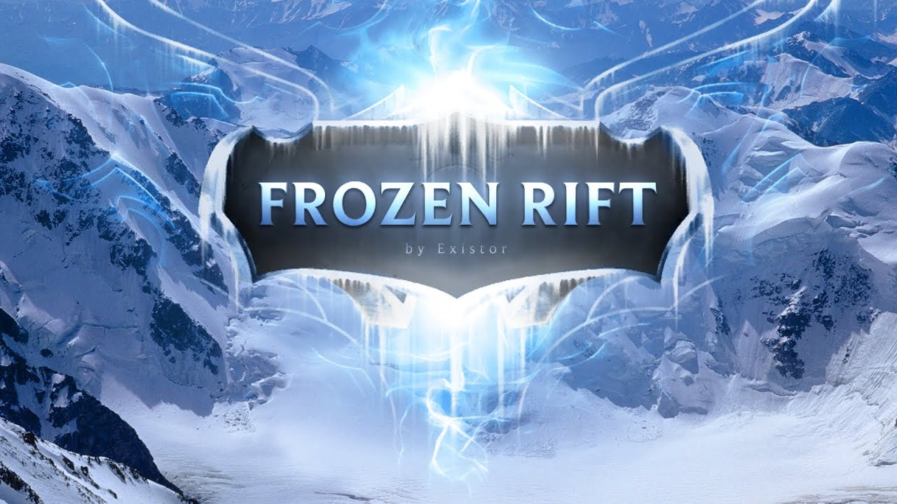 Frozen Rift Patch 11.1 (By Existor)