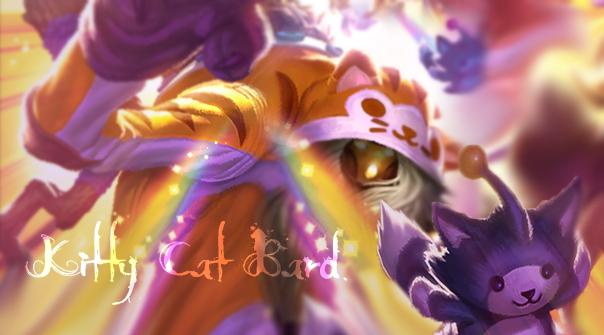 Kitty Cat Bard