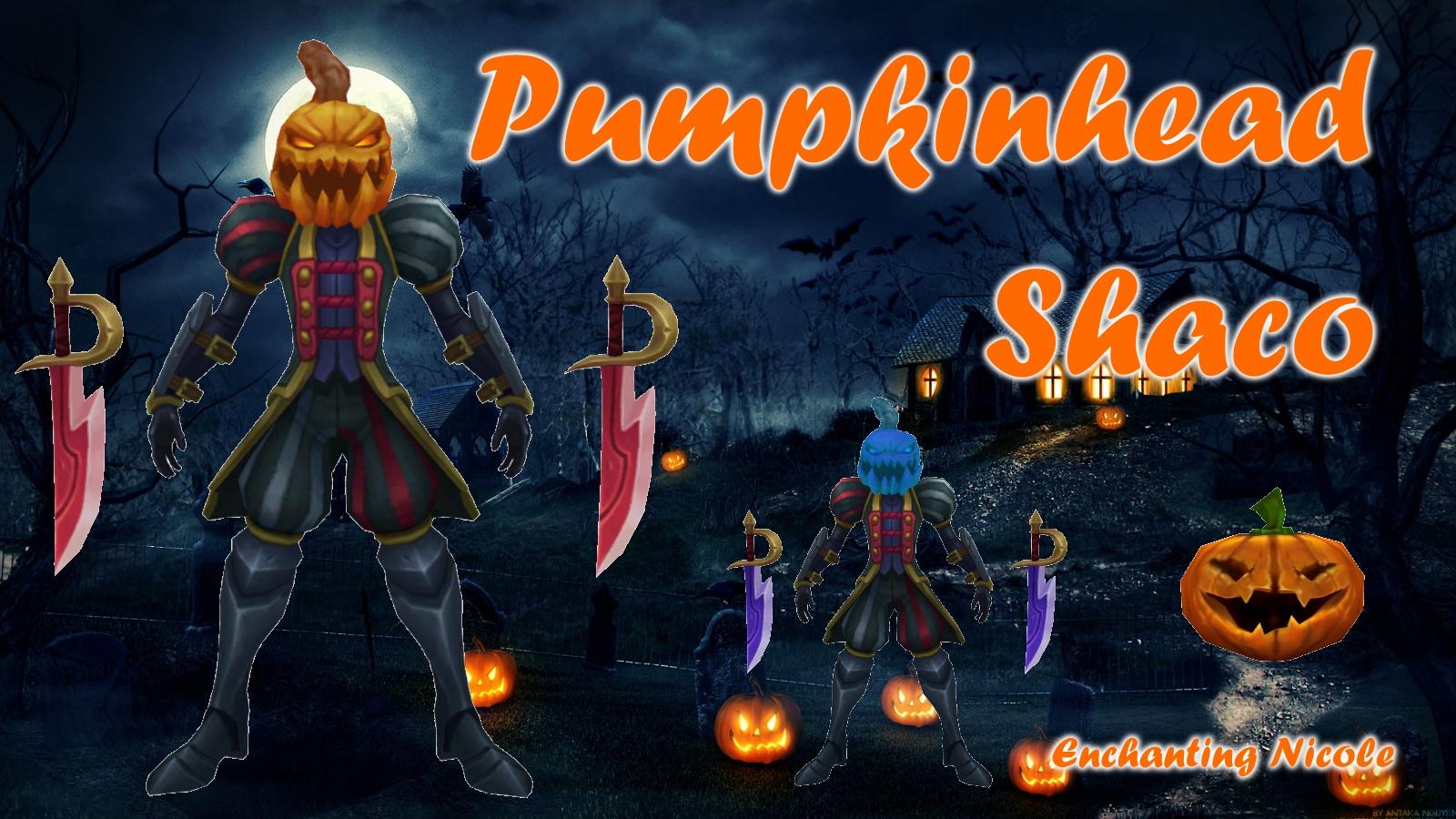Pumpkinhead Shaco