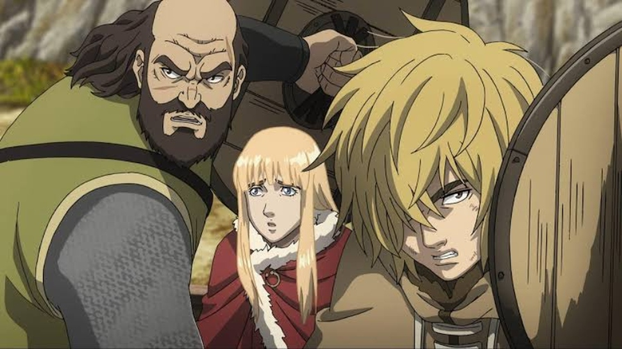 Anime Review – Vinland Saga