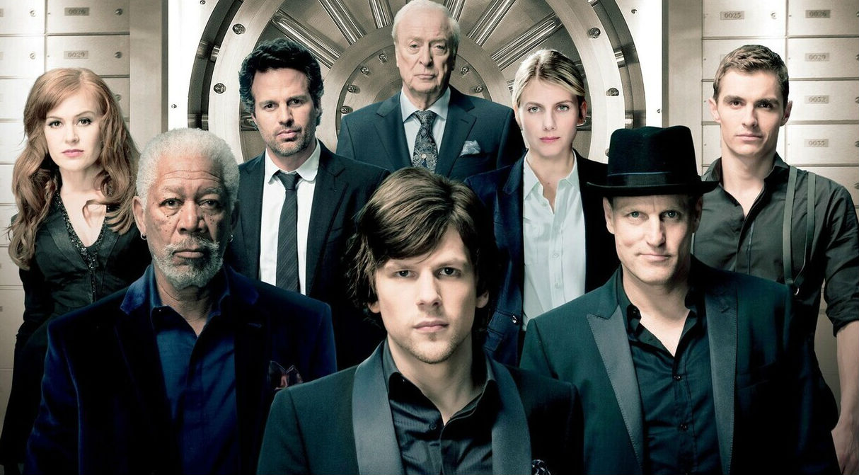 Movie Review – Now you see me 1 & 2