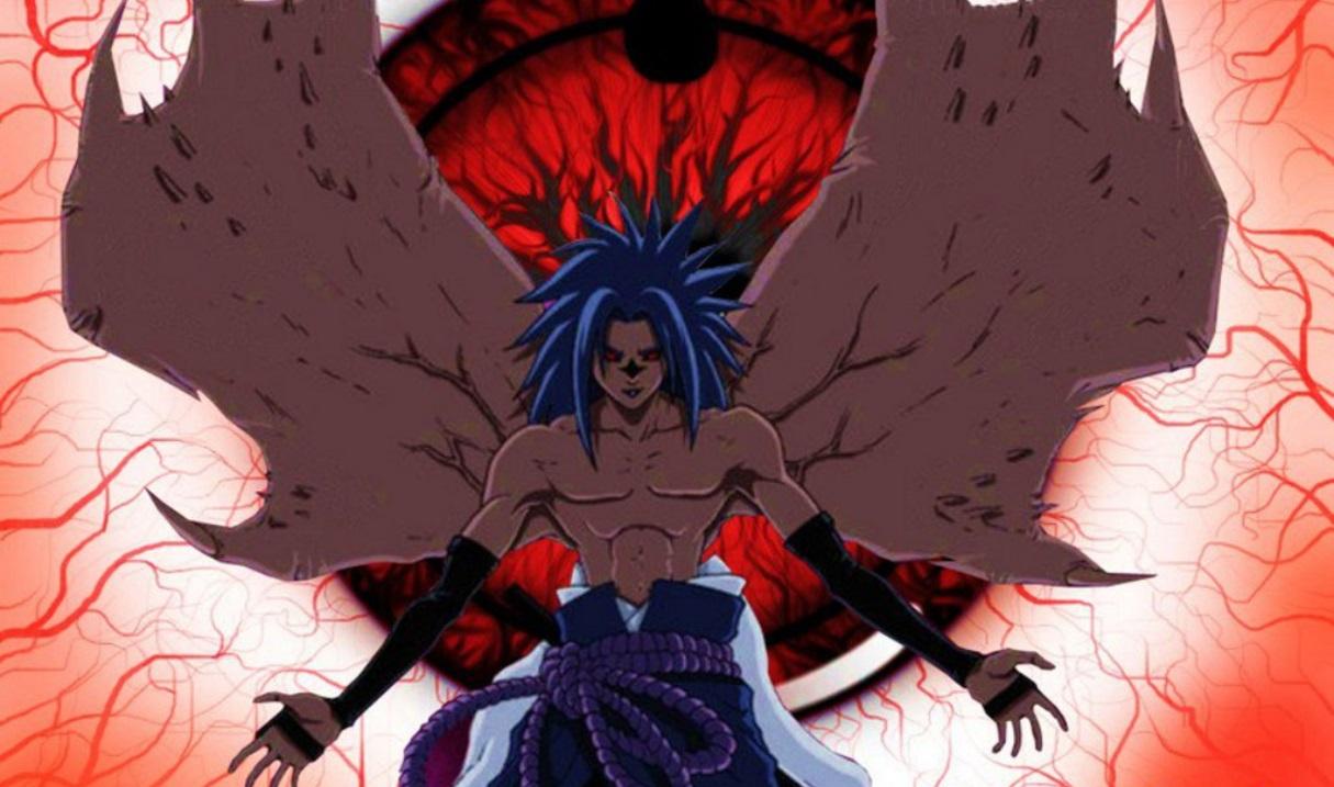 Demon Sasuke Yasuo
