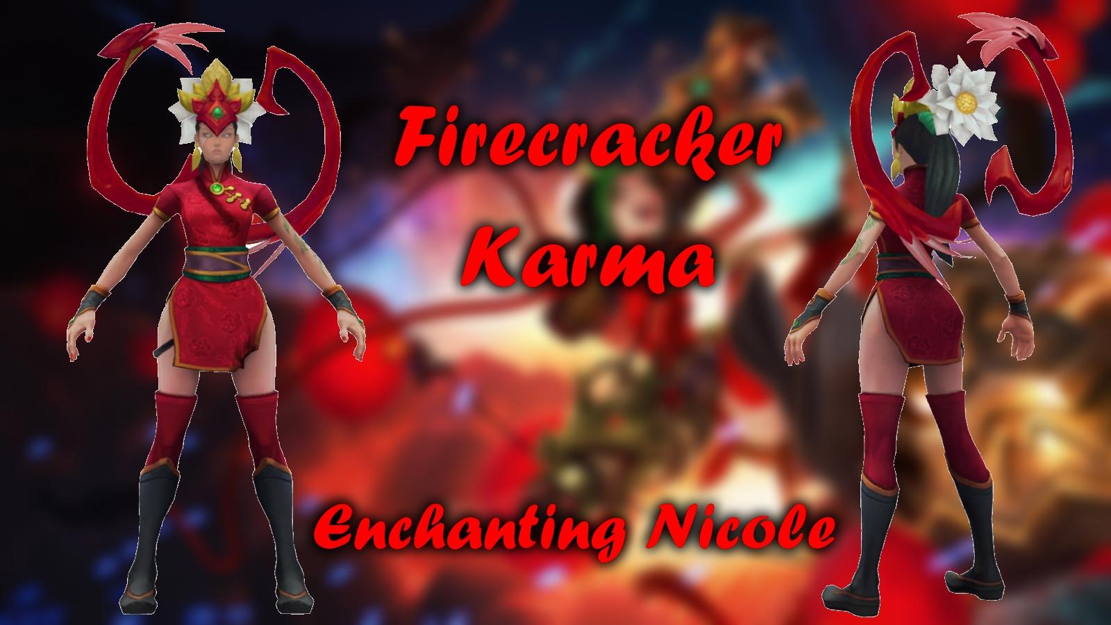 Firecracker Karma
