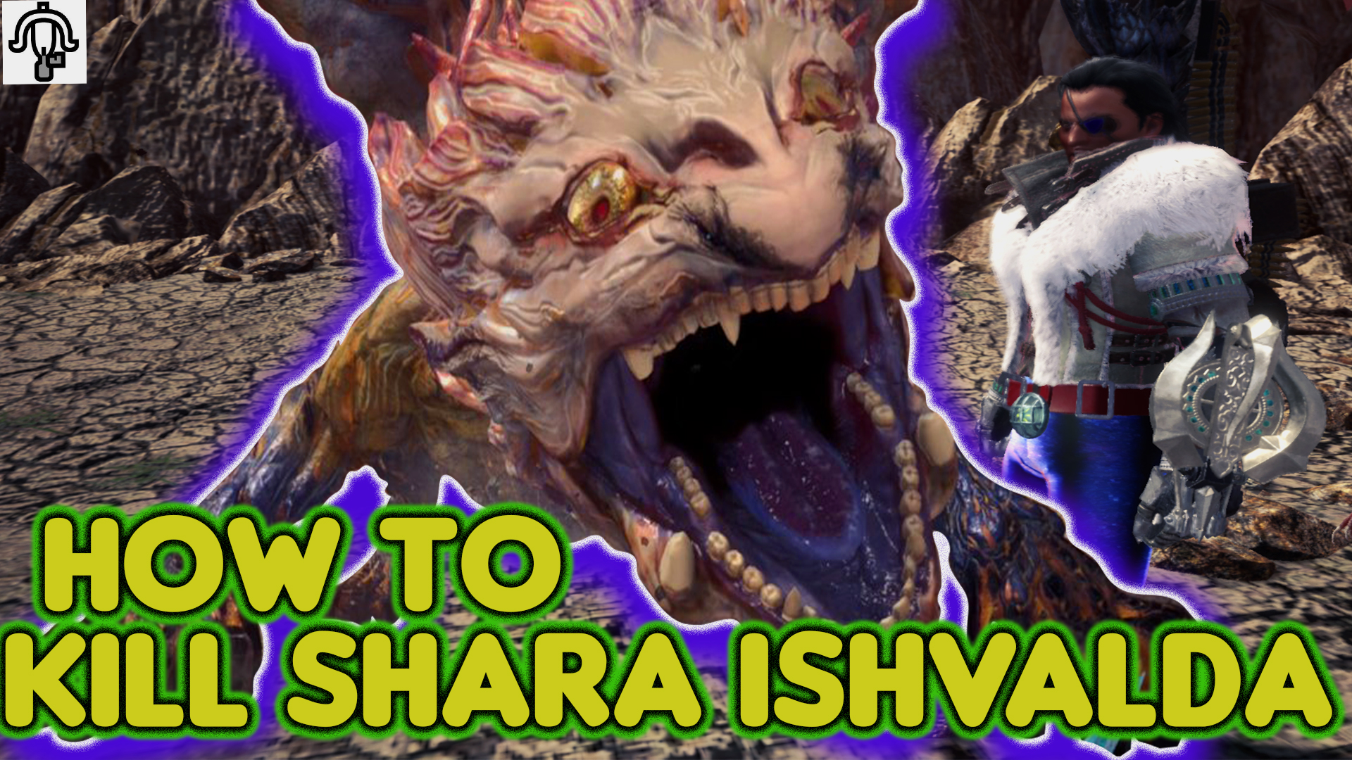 Shara Ishvalda How To KIll
