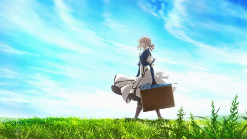 Anime review –                 Violet Evergarden