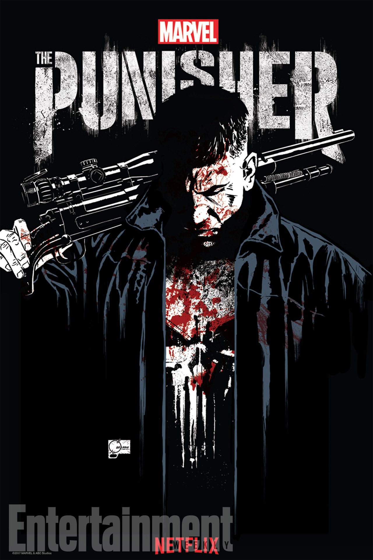 """The Punisher"" – Netflix Series, Season 1 Review By Racco"