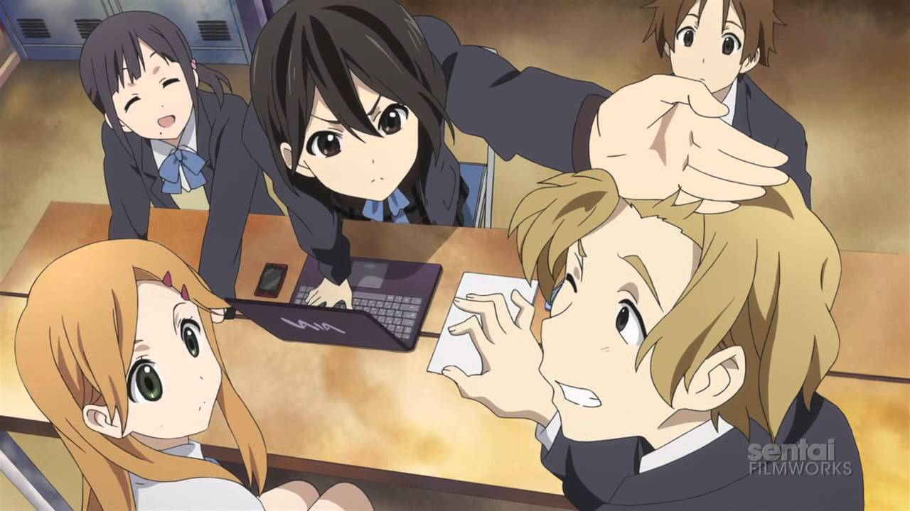 Anime Review For: Kokoro Connect By Racco