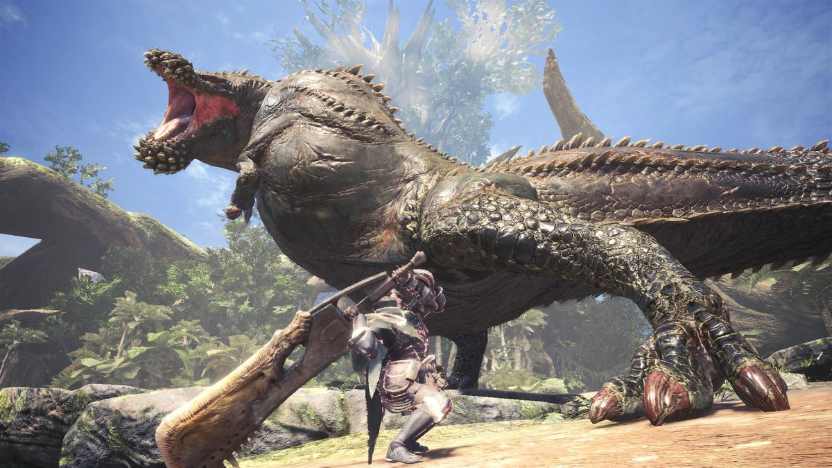 MHW – Killing EAT THIS