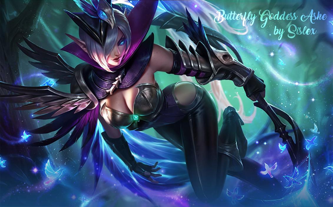 Butterfly Goddess Ashe