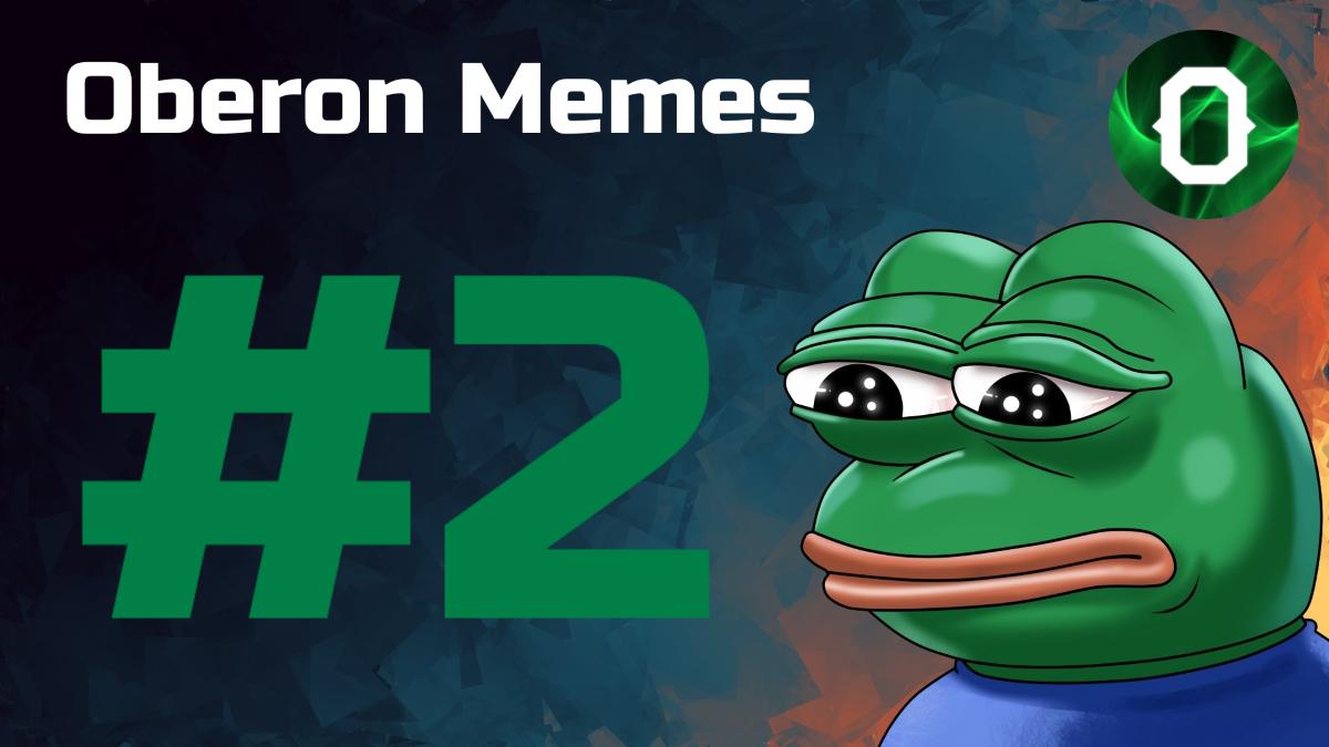 Memes of the week #2