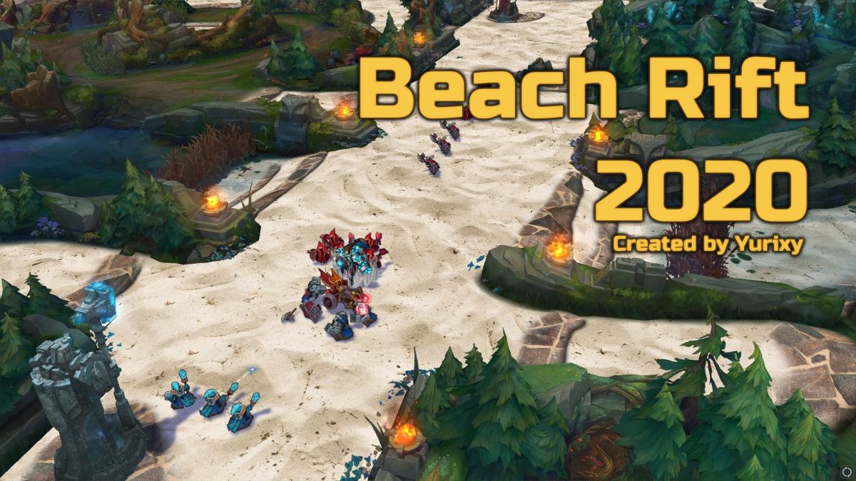 Beach Rift 2020 (Patch 10.16+)
