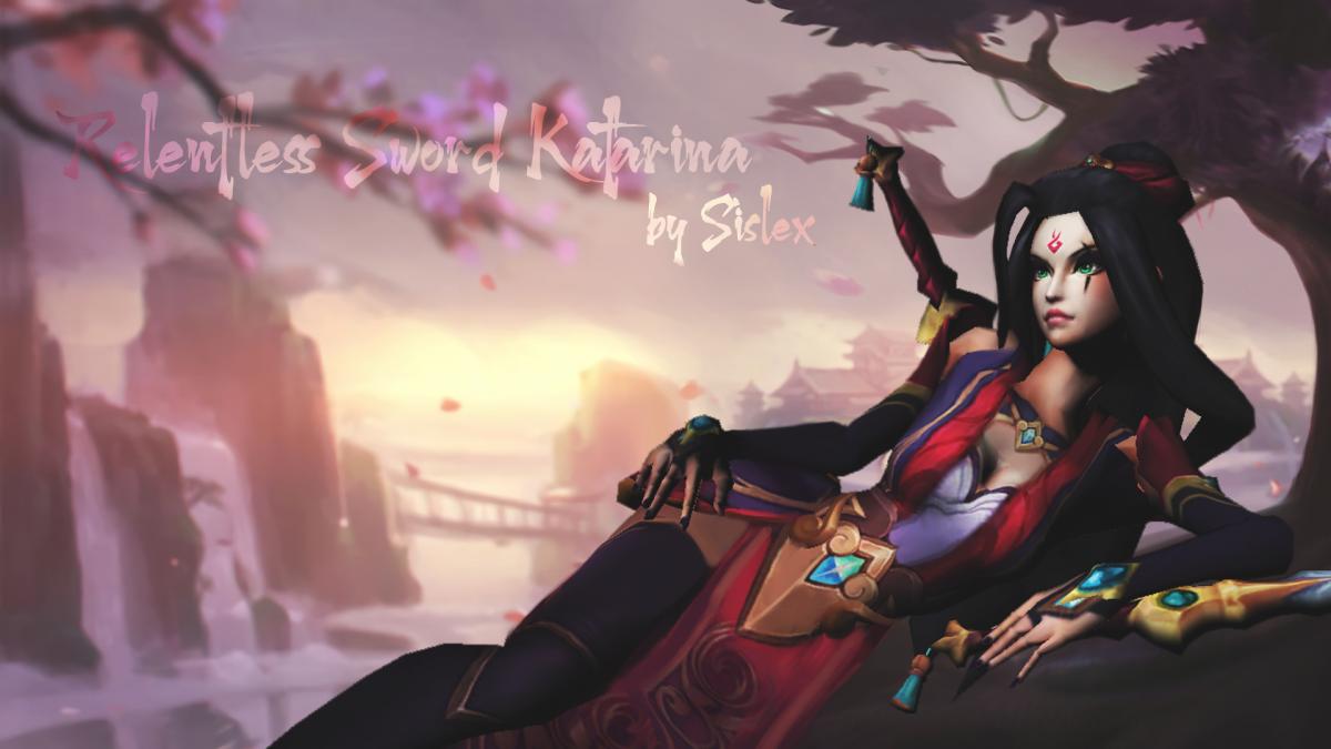 Relentless Sword Katarina