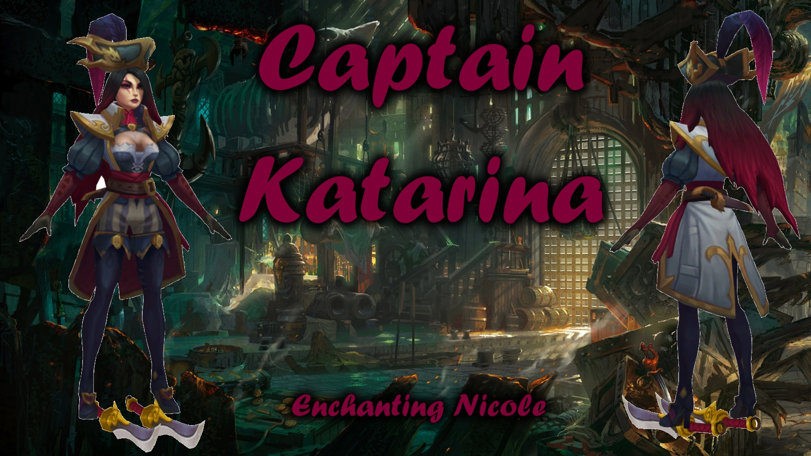 Captain Katarina